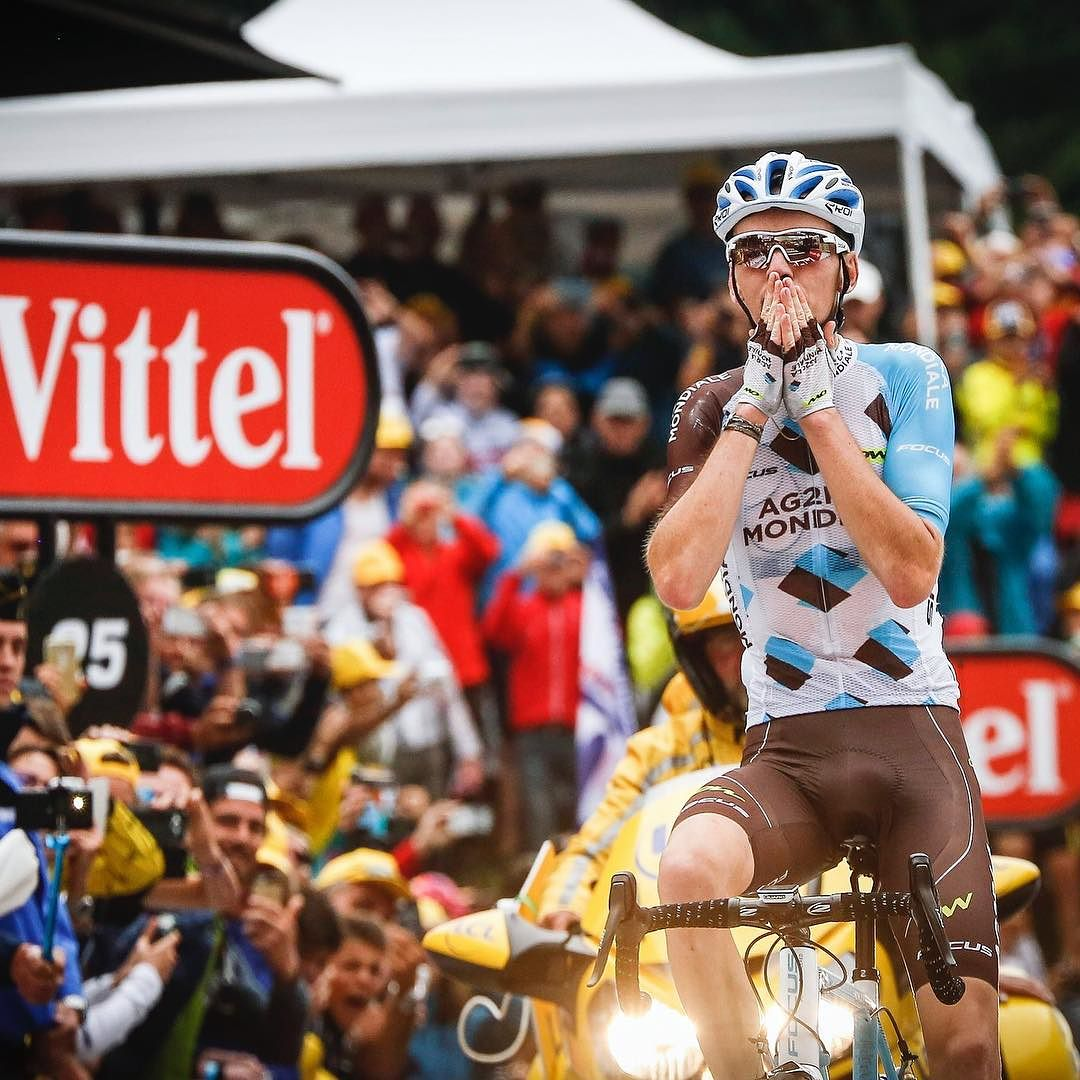 Bardet al Tour 2016
