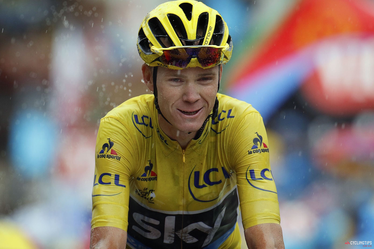 Chris Froome al Tour 2016