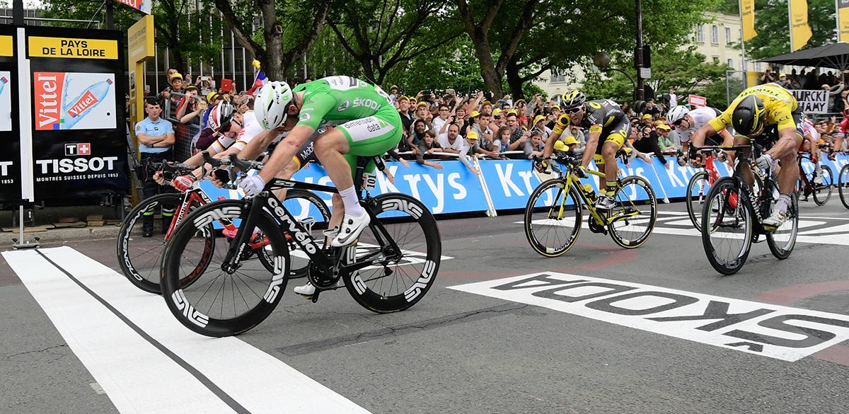 Cavendish e Greipel al Tour 2016