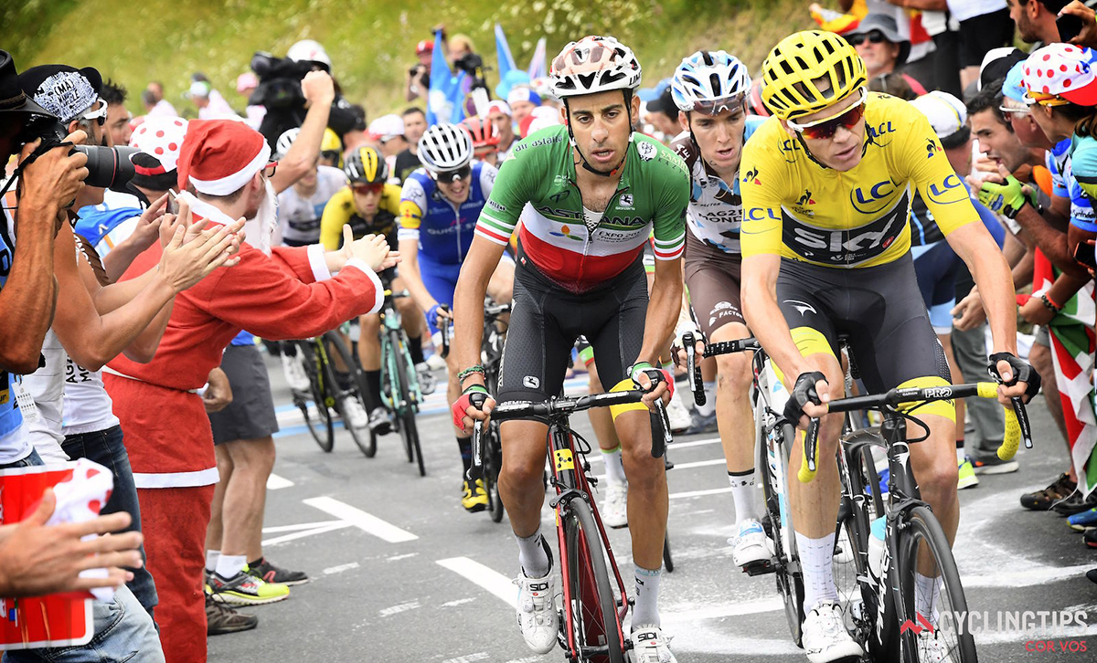 Froome, Aru e Bardet al Tour 2017