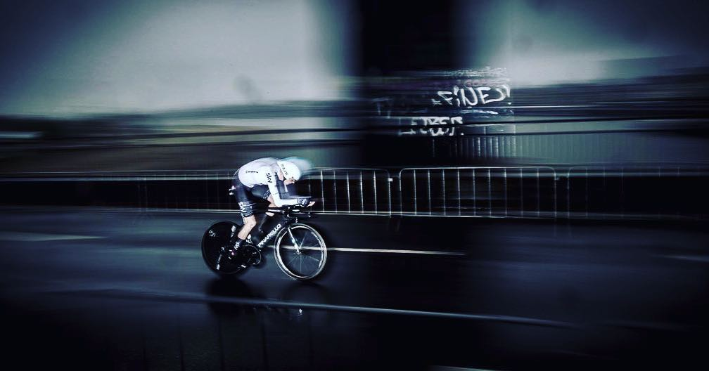 Froome a cronometro al Tour 2017