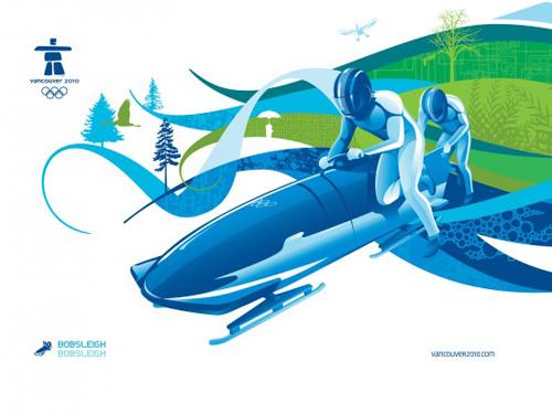 La campagna di Vanoc Canada per i Giochi Olimpici invernali di Vancouver