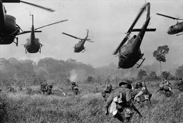 La guerra in Vietnam ripresa da Horst Faas