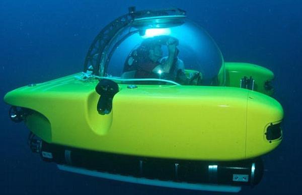 Sottomarino Virgin
