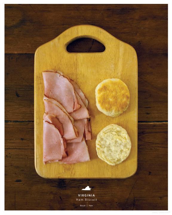 Il sandwich della Virginia