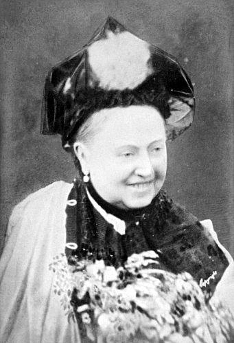 Il sorriso della regina Vittoria