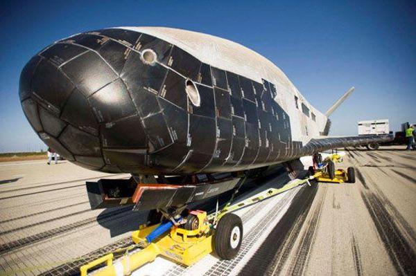 L'X-37B dell'USAF