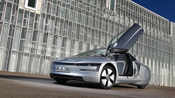 La Volkswagen XL1