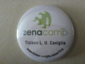 Spilla dello ZenaCamp